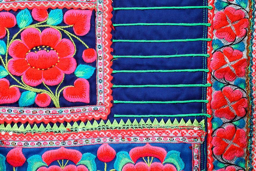 Detalle textil